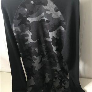 Ralph Lauren Shirts - Men's Ralph Lauren camouflage thermal long sleeve